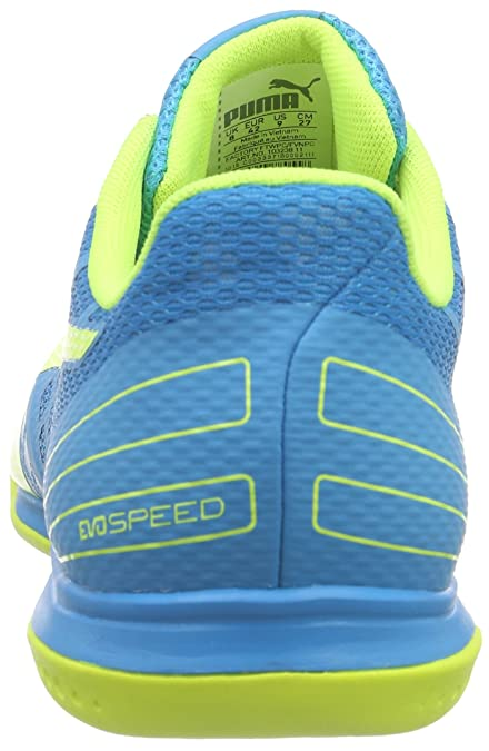 dd34da33d Puma Men's Evospeed Sala 3.4 Futsal Shoes: Amazon.co.uk: Shoes & Bags
