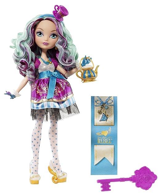 16 opinioni per Mattel BFW95- Bambolina Ever After High Madeline Hatter [Importata dalla