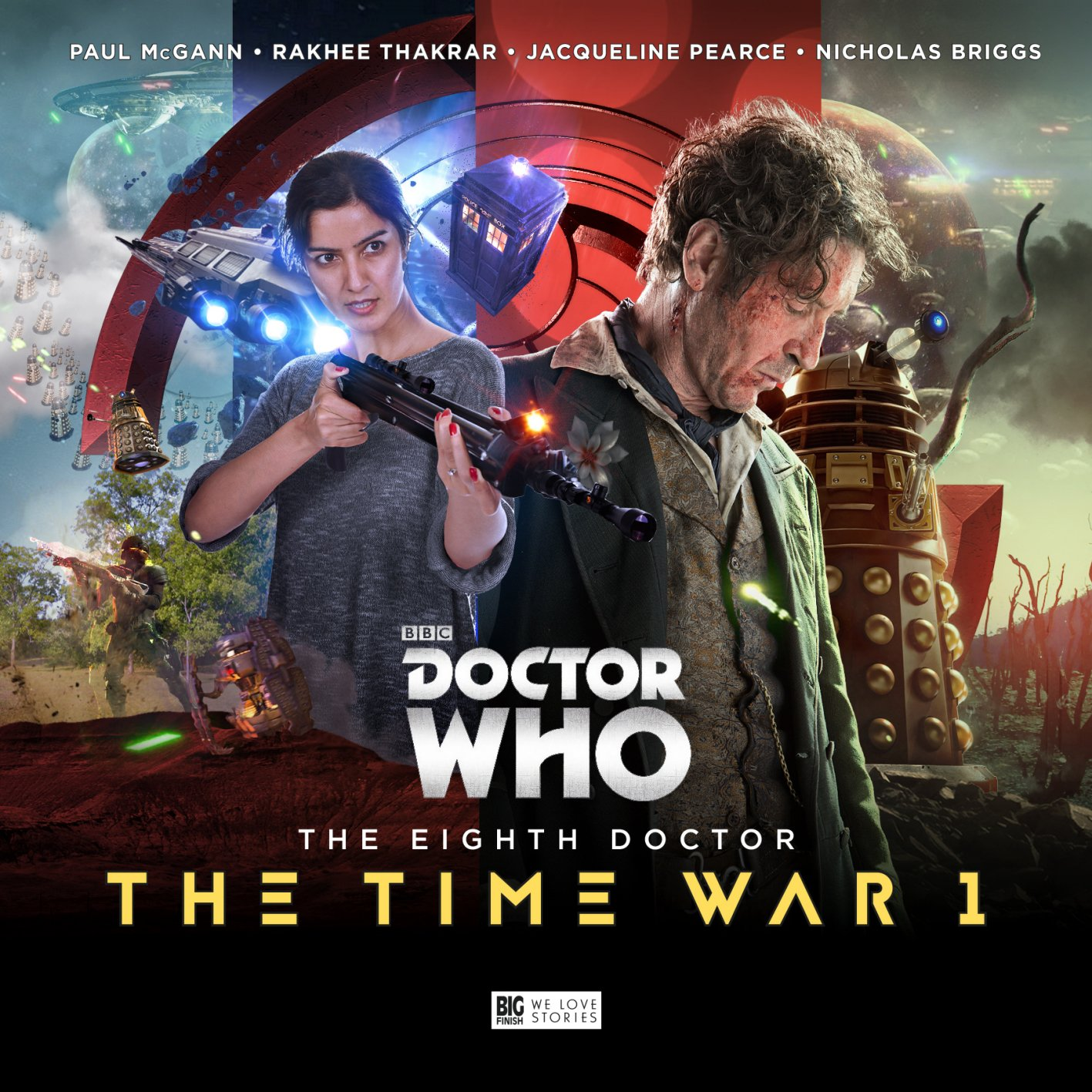 The Eighth Doctor: The Time War Series 1 (Doctor Who - The Eighth Doctor: The Time War) ebook