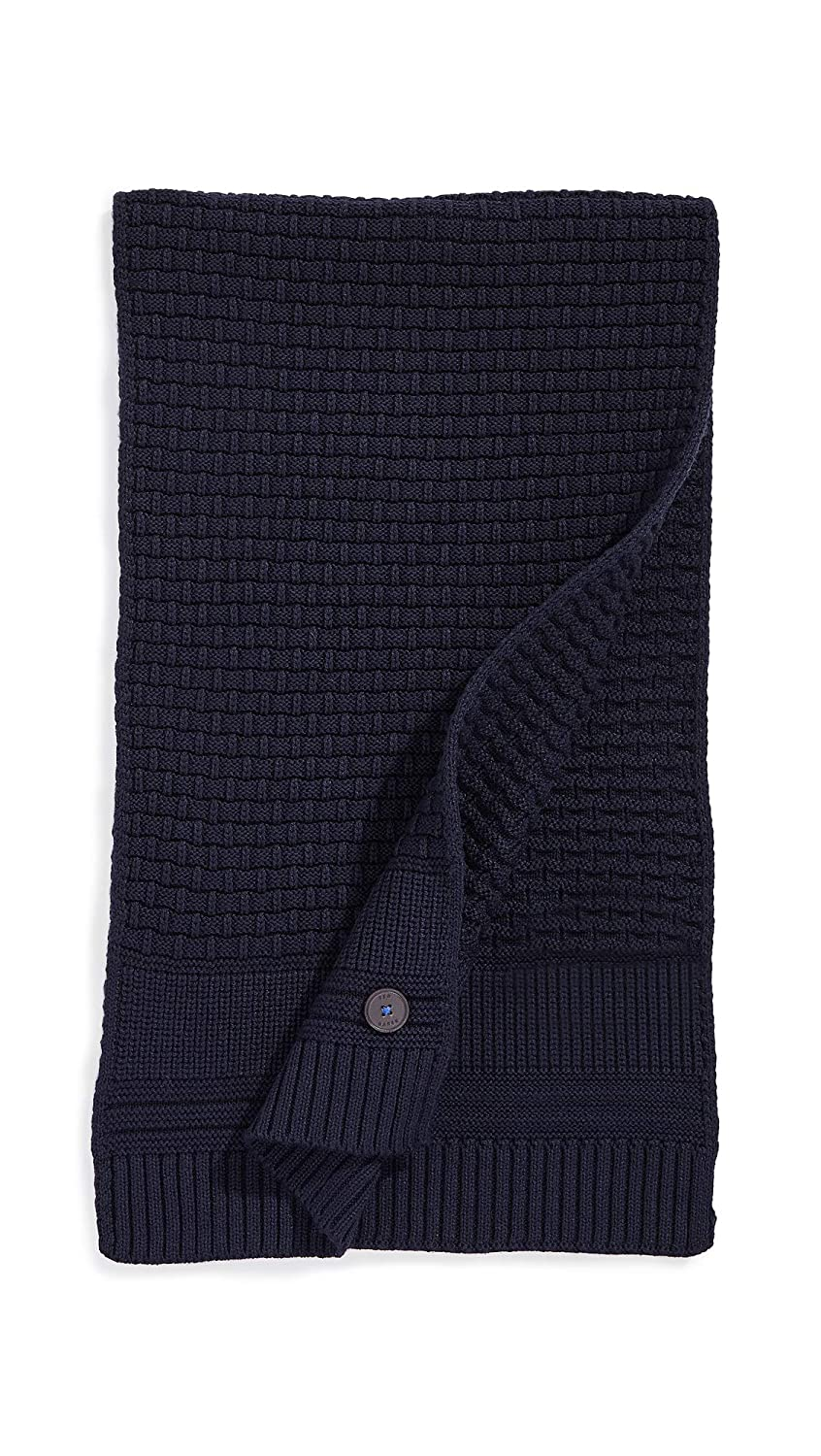 Ted Baker Men's Auscarf Scarf Navy O/S XC8M-XV02-AUSCARF