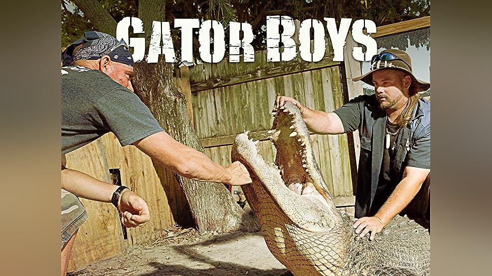 Gator Boys - Season 5
