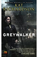 Greywalker Kindle Edition