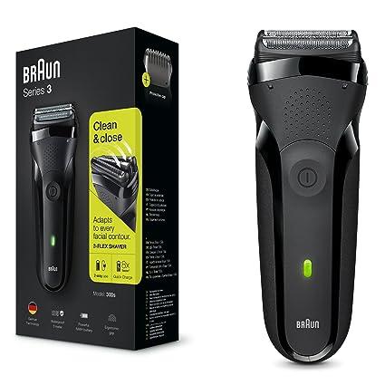 Braun 300SB - Afeitadora electrica  Amazon.es  Salud y cuidado personal df4707407e59