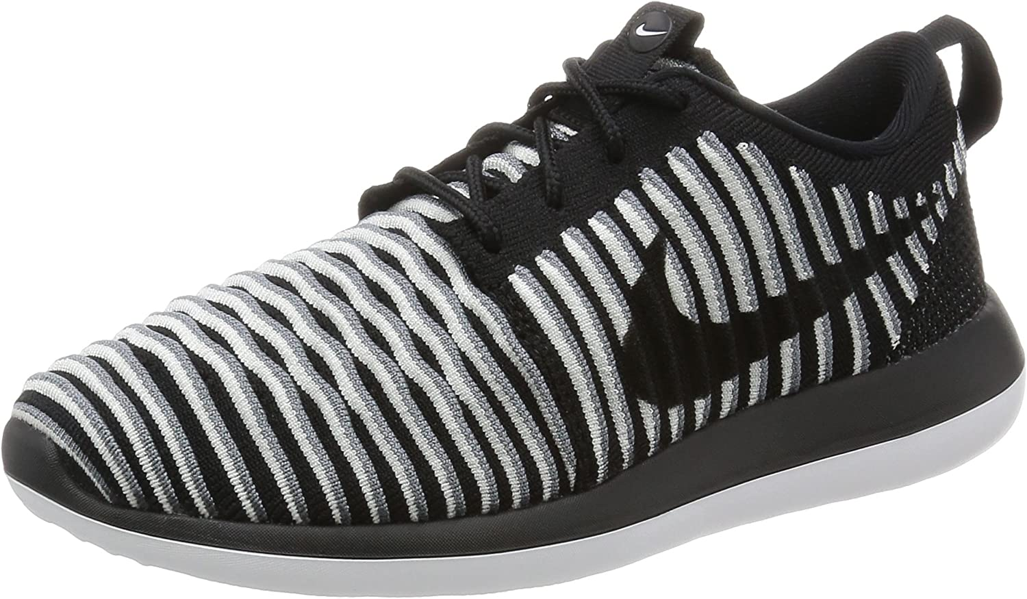 Nike W Roshe Two Flyknit, Chaussures de Running Entrainement Femme