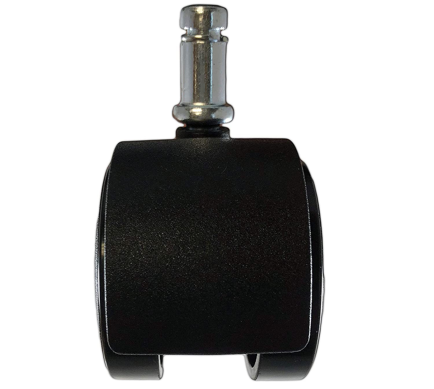 50MM 2 DINETTE Chair Caster - 1 Piece CasterHQ 90 LBS Capacity PER Caster