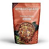 Amazin' Graze Coconut Kaya Granola, Coconut Kaya, 250 g