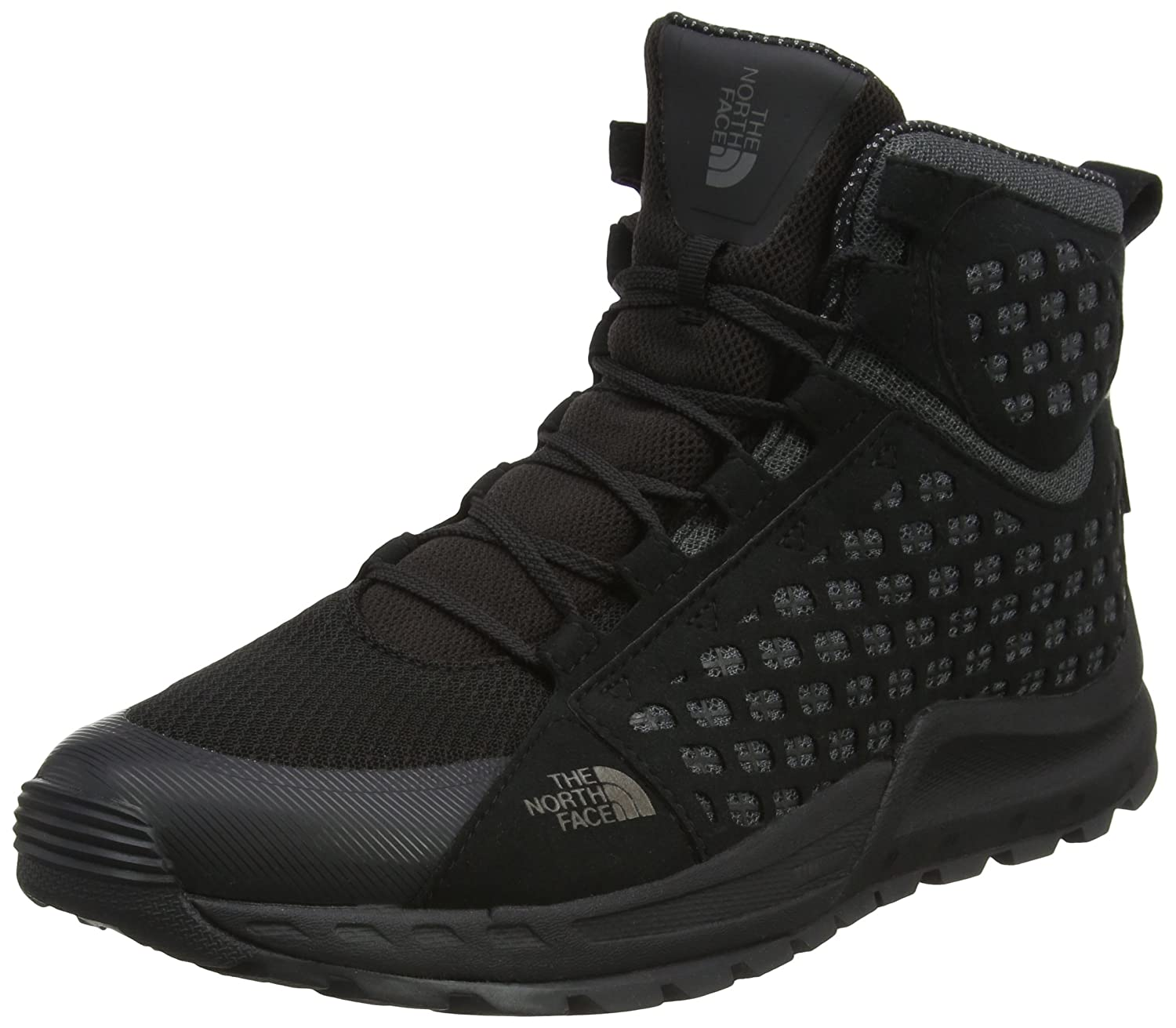 THE NORTH FACE Herren Mountain Turnschuhe Mid Waterproof Trekking- & Wanderstiefel