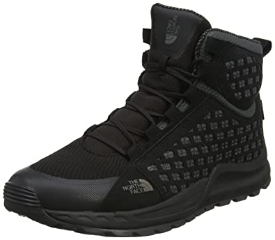 b79ddc2ad THE NORTH FACE Men's Mountain Sneaker Mid Waterproof High Rise Hiking Boots