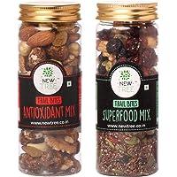 New Tree Antioxidant Trail Mix & New Tree Superfood Trail Mix