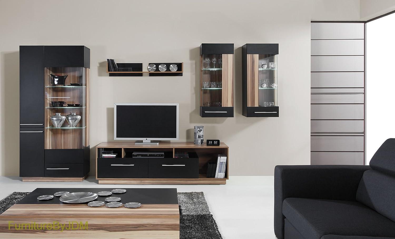 Tv Wohnwand Tv Tisch Set Wohnzimmer Set Monsun Grosse Tv Bank