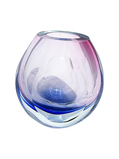 Amazon Fifth Avenue Crystal Aura Cranberryblue 6 12 Inch