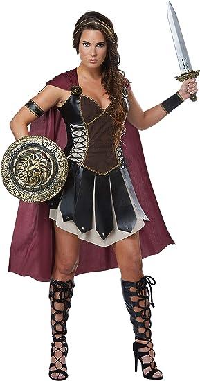 California Costumes Womens Glorious Gladiator Adult Woman Costume