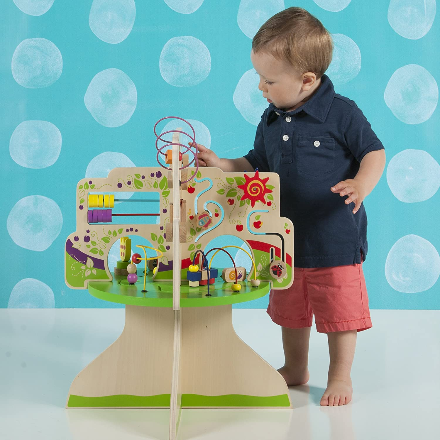 Manhattan Toy Tree Top Adventure Activity Centre Amazon Baby