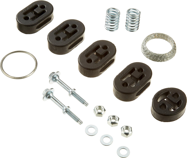 Hjs 82438043 Montagesatz Abgasanlage Auto