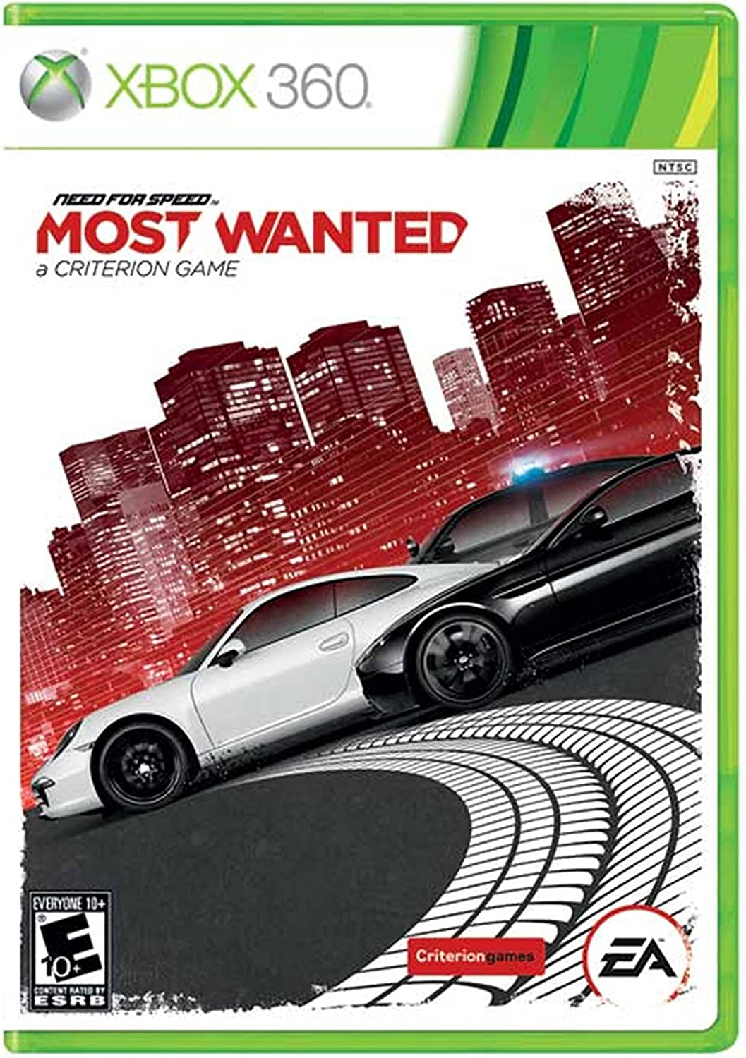 Need For Speed Most Wanted Xbox 360 Electronic Arts  One Video Games