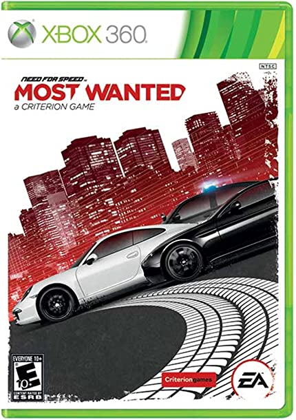 08afb9acf Need for Speed: Most Wanted: Xbox 360: Electronic Arts ... - Amazon.com
