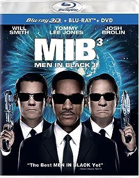 Men in Black 3 (Blu-ray 3D / Blu-ray / DVD + UltraViolet Digital Copy)