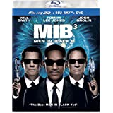Men in Black 3 (Three Disc Combo: Blu-ray 3D / Blu-ray / DVD + UltraViolet Digital Copy)