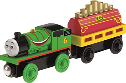 Percy Fisher-Price  Thomas /& Friends Wood