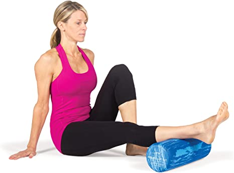 OPTP PRO-Roller Soft Density Foam Roller - Durable Roller for Massage, Stretching, Fitness, Yoga and Pilates