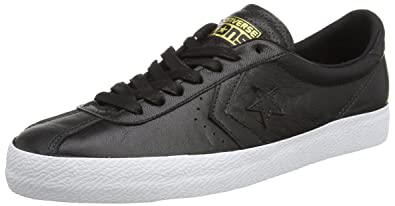 a7e071fd7d2e Converse Breakpoint, Baskets Basses Mixte Adulte, Noir Black/Gold, 41 EU