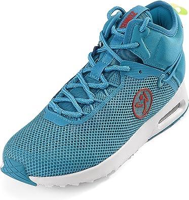 Zumba Air Classic Remix Chaussures de Danse de Mode High Top Fitness Faire des Exercices Baskets Femme