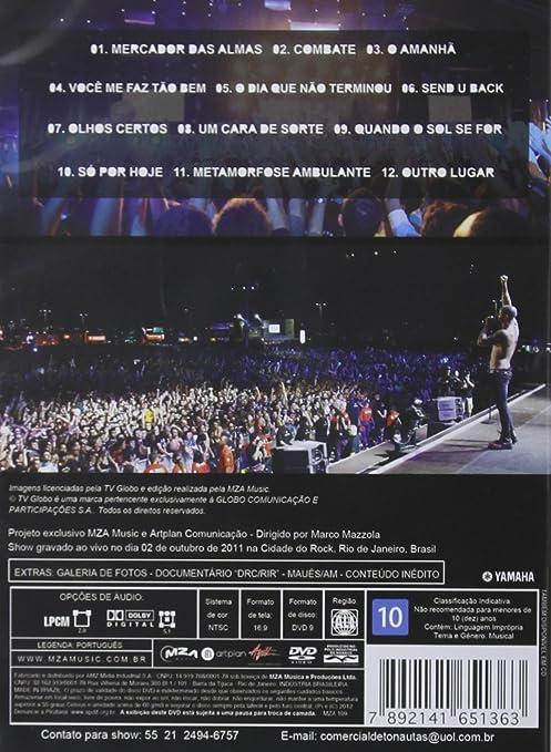 dvd detonautas rock in rio 2011