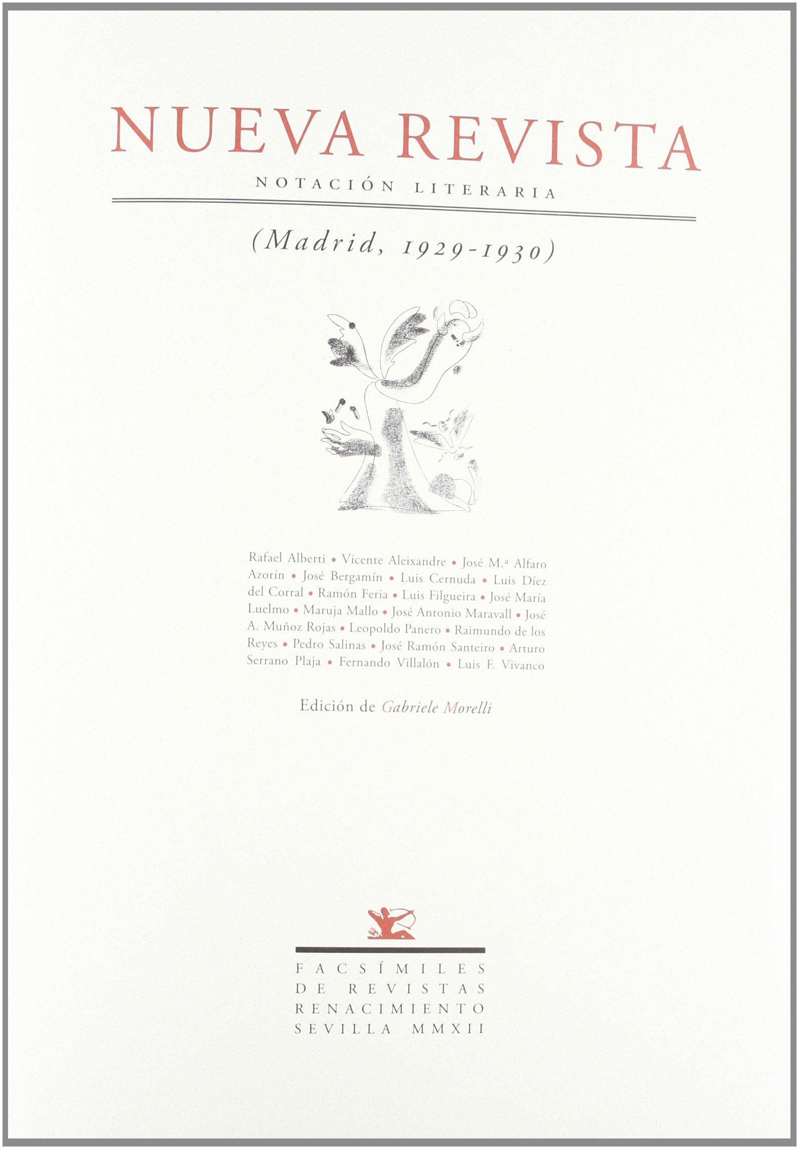 Nueva Revista pdf epub