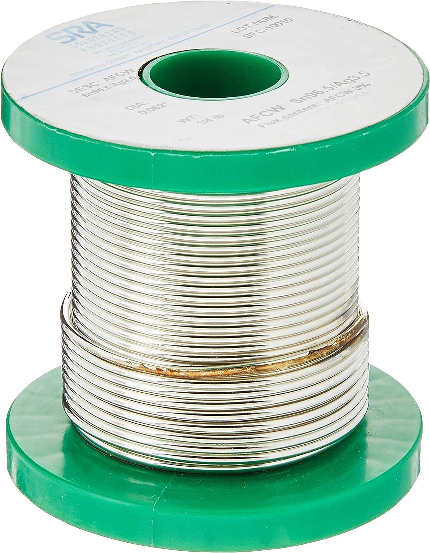 Solder Sn96.5Ag3Cu0.5 Silver Soldering Wire 0.5-1.2mm Flüssmittel 2/% Lead-Free
