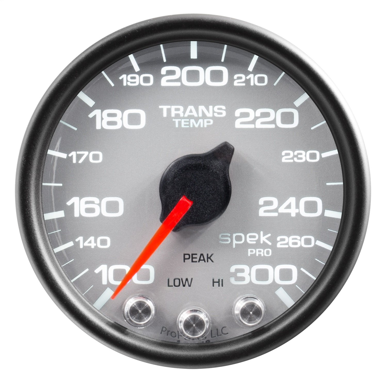 Stepper Motor W//Peak /& Warn Spek-Pro 2 1//16 300/ºf Auto Meter P34222 Gauge Slvr//Blk Trans Temp 2 1//16