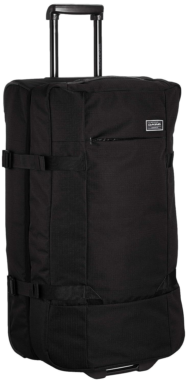 [ダカイン] キャリーバッグ 100L (大容量/軽量 モデル) [ AJ237-033 / SPLT ROLLER EQ 100L ] ソフト スーツケース 不可  BLK_ブラック B07NVXB9S7