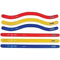 Swimline Doodles Inflatable Pool Noodle Float, 6 Count