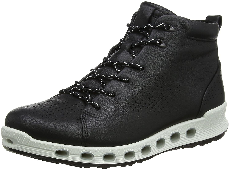 Ecco Cool 2.0, Zapatillas Altas para Mujer 36 EU|Negro (Black Dritton 1001)