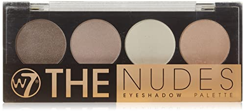 W7 Eye Shadow Palette, Naked Nudes