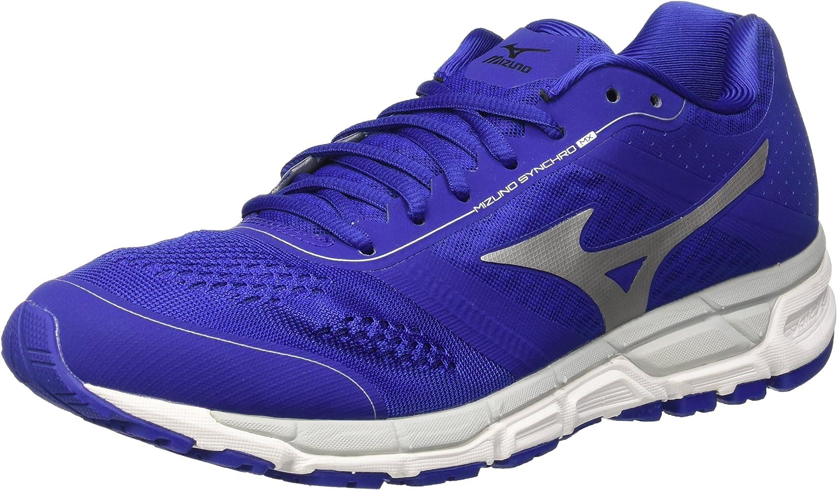 Mizuno Zapatillas Deportivas Azul EU 43: Amazon.es: Zapatos y complementos