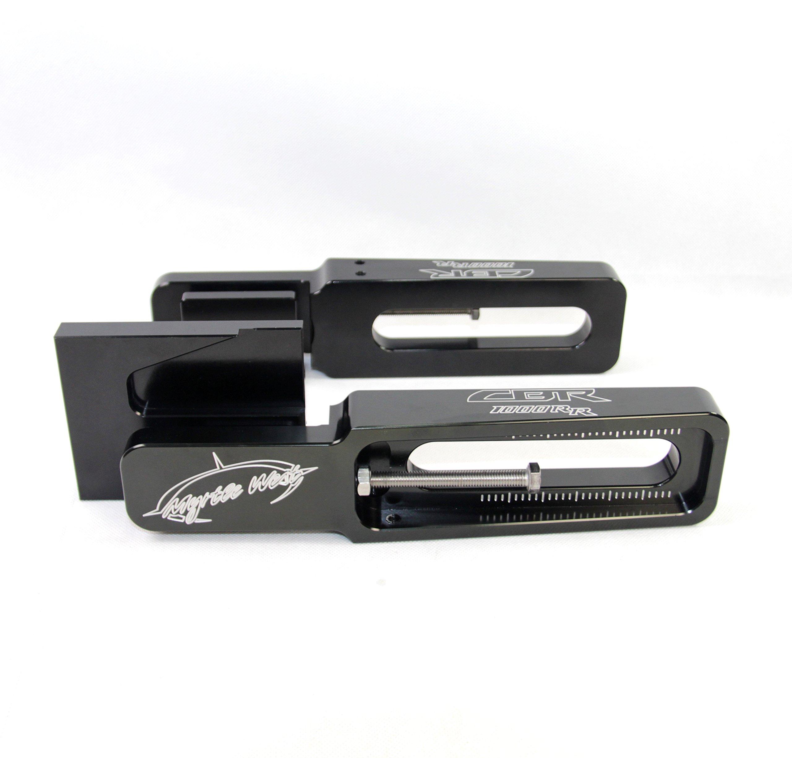 Arashi Swingarm Extended Kit Swing Arm Extension for Honda CBR1000RR
