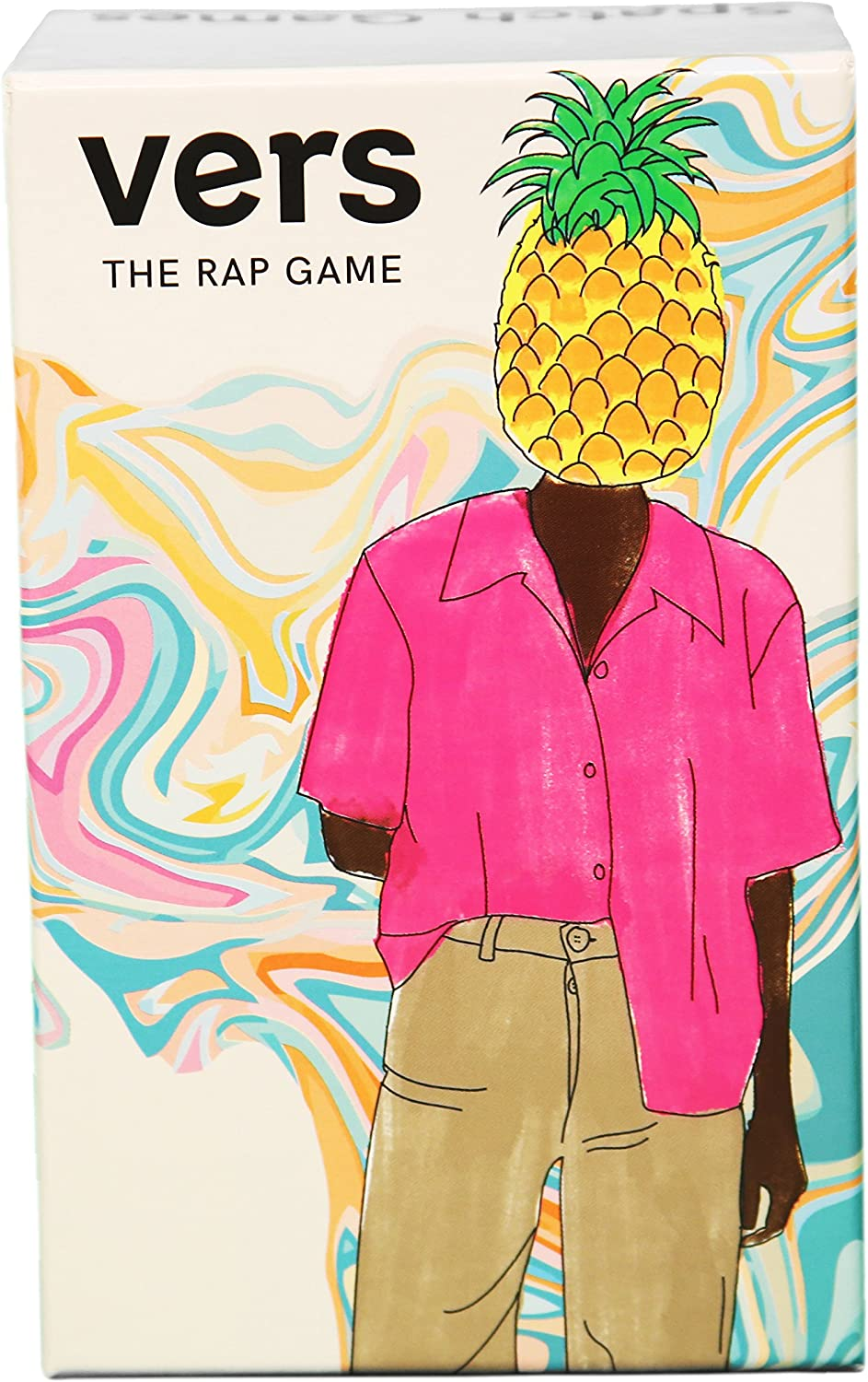 Vers: The Rap Game Cover Art