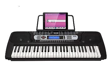 RockJam RJ654 - Teclado de piano digital portátil