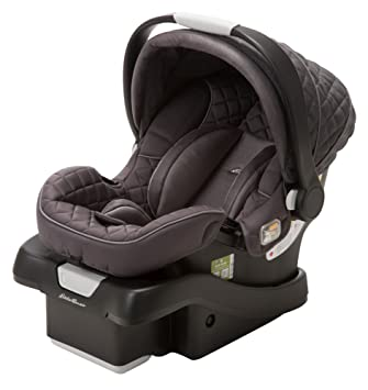 Eddie Bauer SureFit Infant Car Seat Graphite