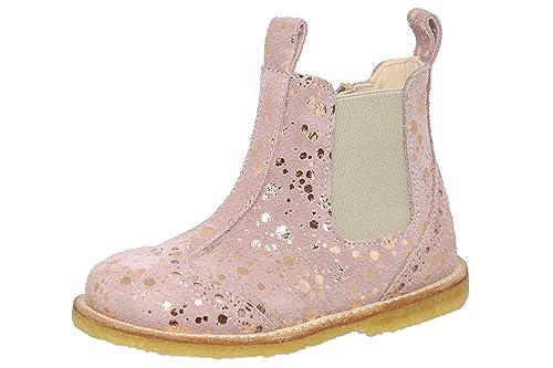 size 40 a8fcb ce02b Angulus 6024-101 Baby-Mädchen Chelsea Boots: Amazon.de ...