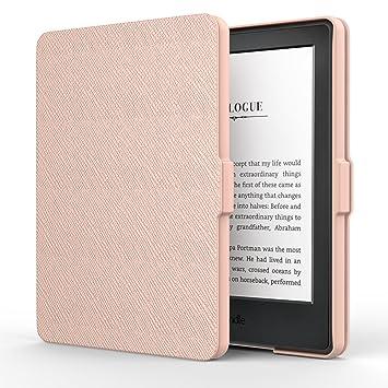 MoKo Funda para Kindle 8th Generación - Funda de SmartShell Más ...