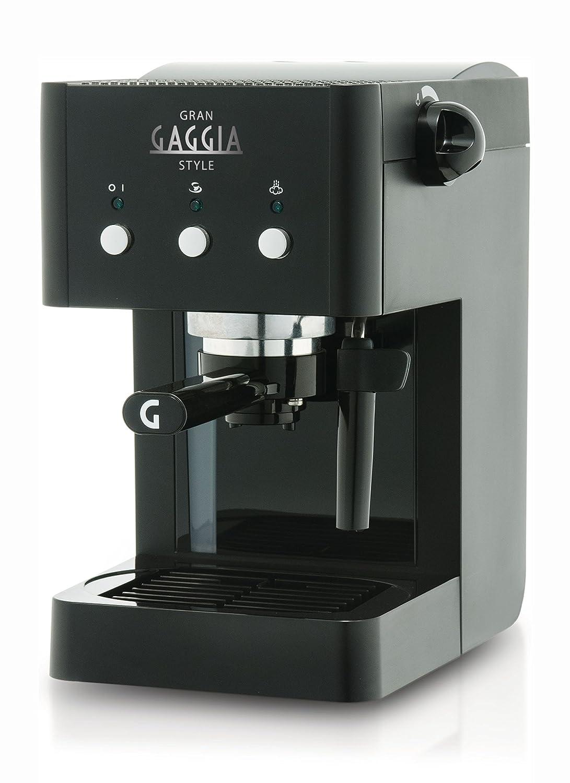 Gaggia Ri832301 Gran Manual Espresso Machine 1 Litre 950 Watt 15