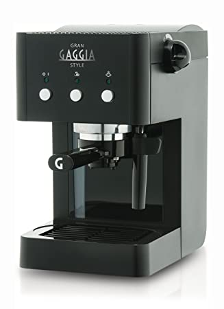 Gaggia RI8323/01 - Cafetera (Independiente, Máquina espresso, 1 L, Dosis