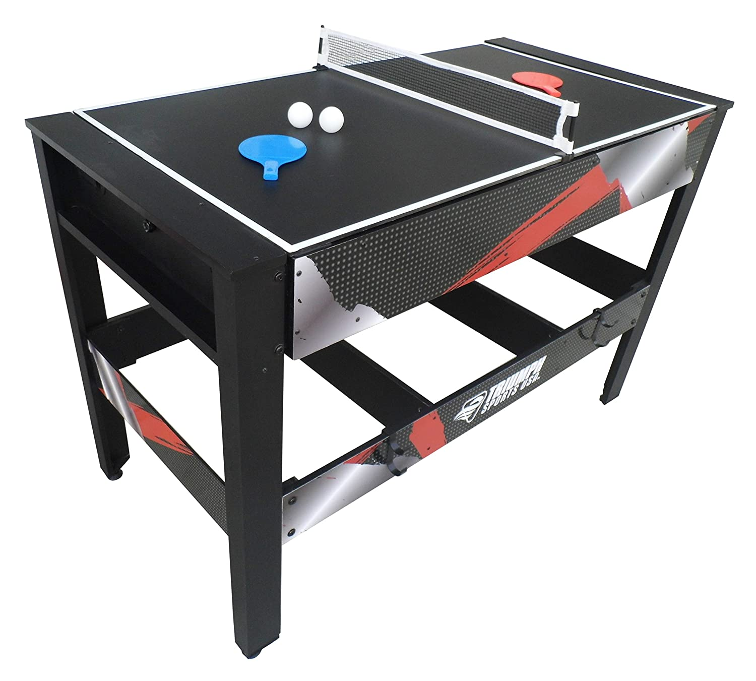 Amazon Triumph 4 in 1 Swivel Multigame Table Sports & Outdoors