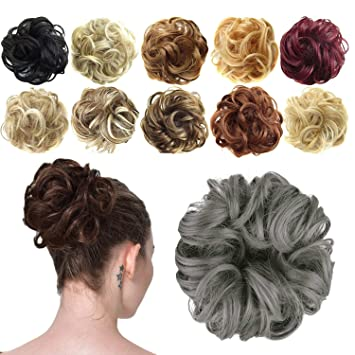 72 ELASTIC ROSEBUD HAIR BANDS PACK GIRLS PONY TAIL HAIRBAND ACCESSORIES