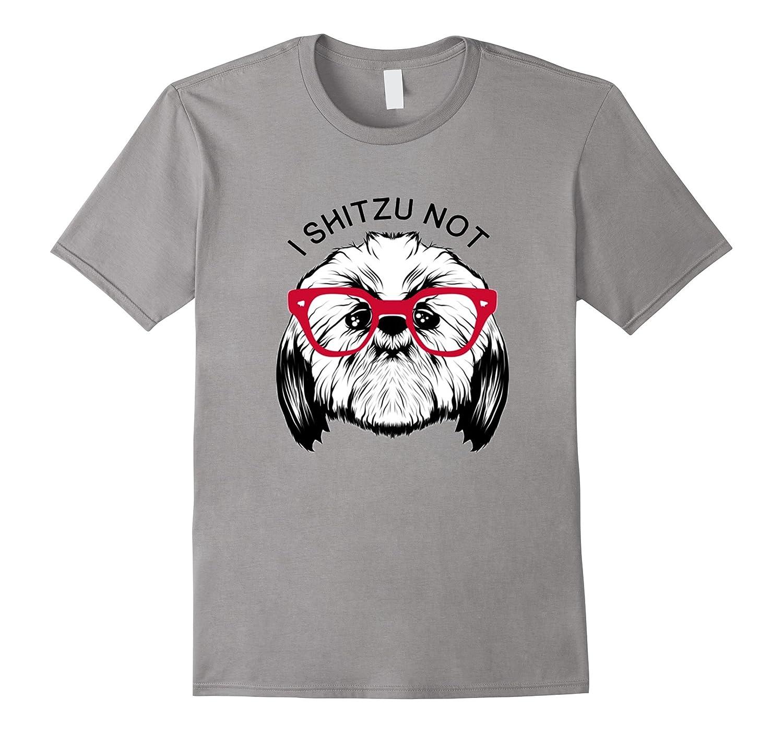 I SHIH TZU NOT SHIRT-T-Shirt