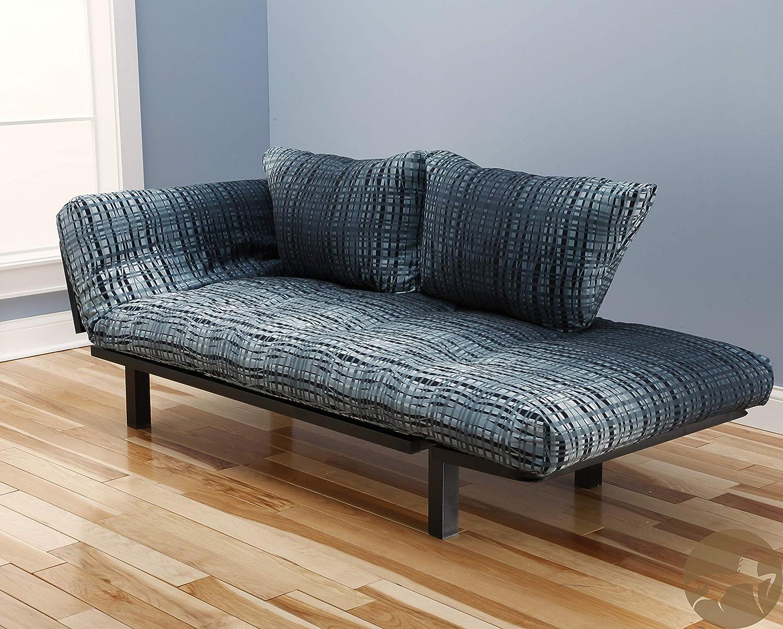 Amazon.com: Best Futon Tumbona Sit Lounge Sleep tamaño más ...