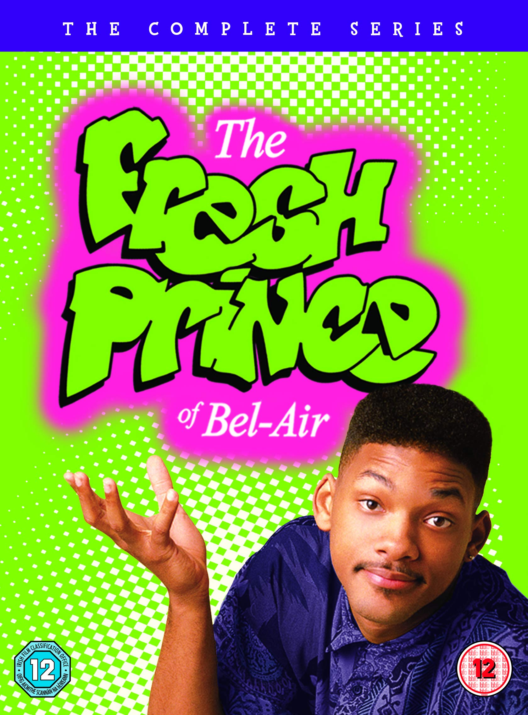 The Fresh Prince Of Bel-Air: The Complete Series [DVD] [1990] [2016]