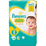 Pampers Premium Protection New Baby Gr.2 Mini 4-8kg Value Pack