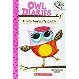 Eva's Treetop Festival: A Branches Book (Owl Diaries #1) (1)